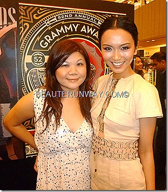 Joanne Peh and BeauteRunway at Gucci Singapore Paragon Watch Launch  I-Gucci timepiece collection and Grammy Museum Travelling Exhibition