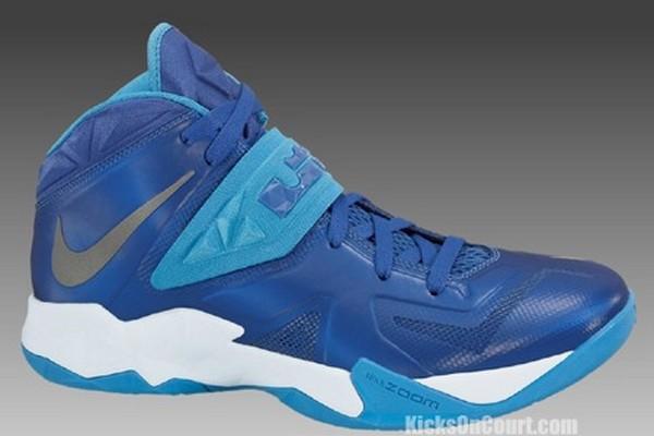 ... Nike Zoom Soldier VII in 5 Different Team Bank Colorways ... ef36524eb