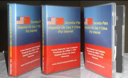 CÓMO IMPORTAR DESDE USA Y CHINA POR INTERNET [ Curso en Video ] – Cómo ganar dinero importando casi cualquier producto desde USA y China por internet