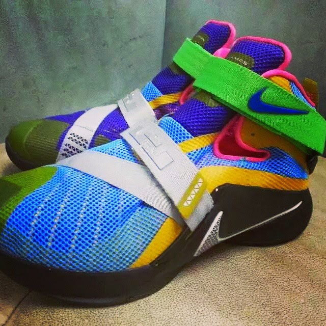 4ec24ebb8bf First Look at Soldier 9 8220Multicolor82218230 More Colorful Than Rainbow  ...