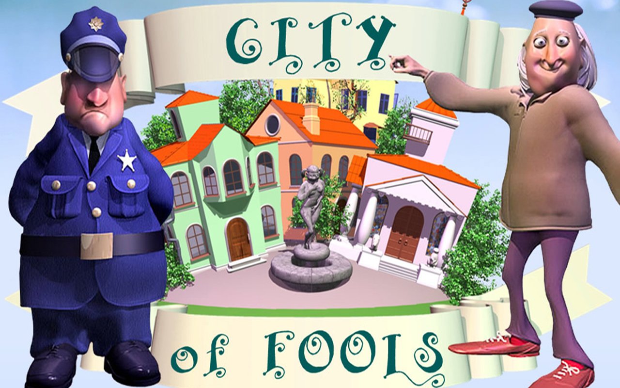 City of Fools: Hidden Objects- screenshot