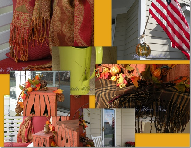 2012, Fall Front Porch
