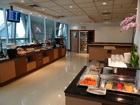 Business lounge Bangkok