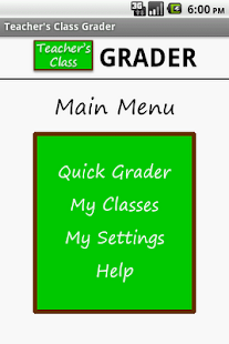 Teacher's Class GRADER FREE - screenshot thumbnail