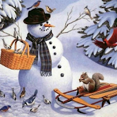 Winter Fun Kids Puzzle