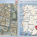 Datos de geolocalización