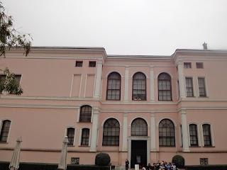 Harem au Palais de Dolmabahçe à Istanbul