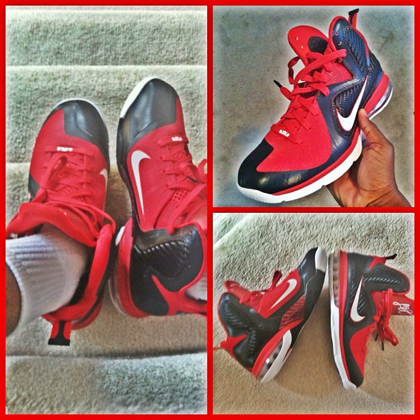 ... First Look at LeBron 9 Shooting Stars AAU 2012 Player Exclusive ... f2fea83974