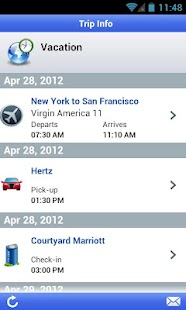 TripIt - Travel Organizer - FREE on the App Store - iTunes - Apple