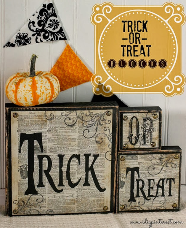 trick or treat blocks