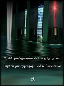 Daytime parahypnagogia and selflocalization Cover