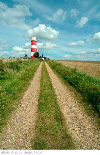 'Happisburgh Lighthouse' photo (c) 2007, Sean - license: http://creativecommons.org/licenses/by-sa/2.0/