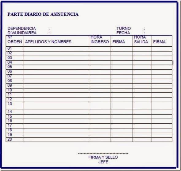 capitulo iv: proceso de registro y control de personal | sabino