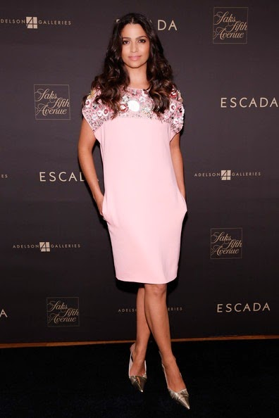 Camila Alves Escada Meets Thilo Westermann