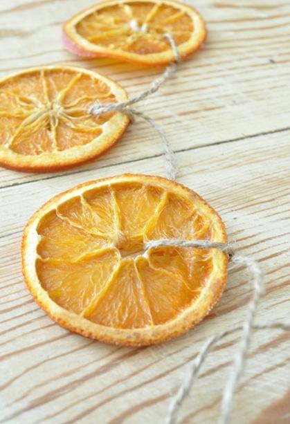 orange garland-twine