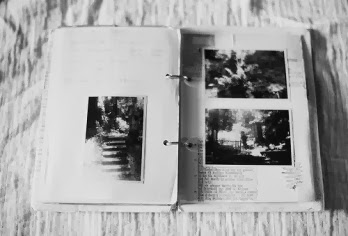 Layout scrapbook