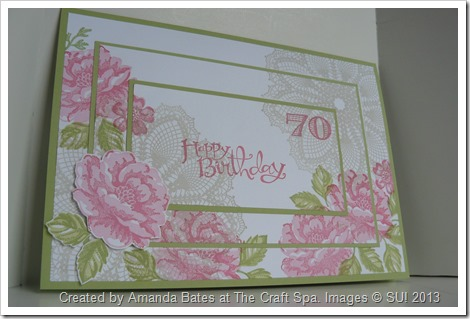 Amanda Bates, The Craft Spa, SU UK demonstrator , Stippled Blossoms, Hello Doily 9 (3)