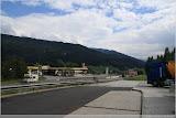 Tirol auf dem Weg zum Brenner
