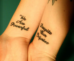 cute tattoo sayings - Quotes links