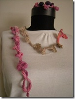 crochet necklace 31