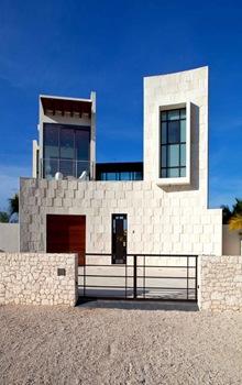 muros-de-hormigon-fachada-casa-Bonaire-silbersteinarchitect