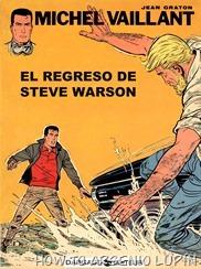 Michel Vaillant - 009 El regreso de Steve Warson por Doncomic