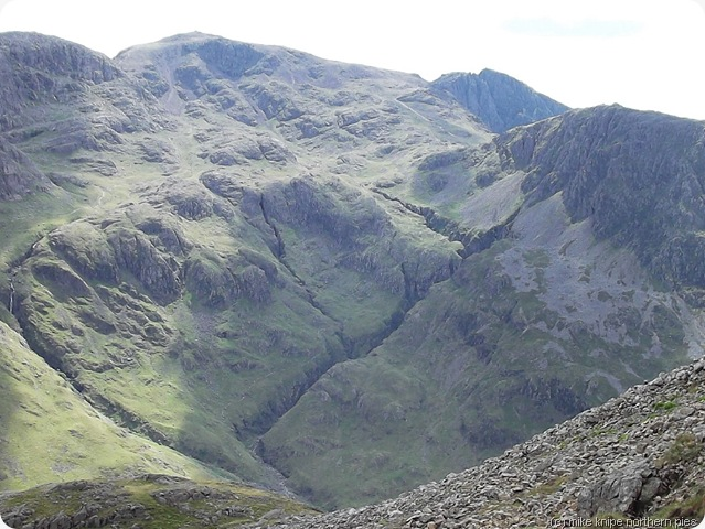 piers gill, scafell pike