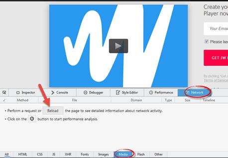 บันทึกวีดีโอ JW Player แสนง่ายด้วย Firefox   Aphsara Online
