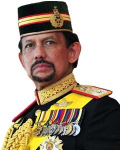 Sultan Haji Hassanal Bolkiah Estimated Net Worth | Richest Royals In