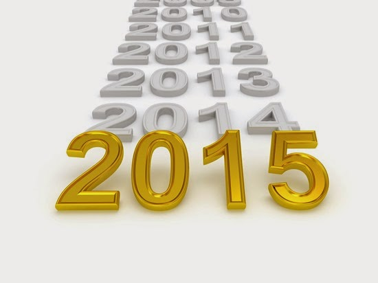 новогодние открытки 2015