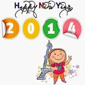 New Year Live Wallpaper 2014