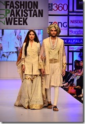 Pakistan's third fashion week FPW 3 201221