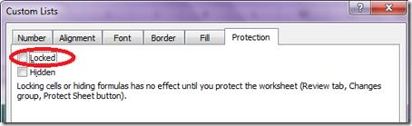 mengisi sheet yang terproteksi password