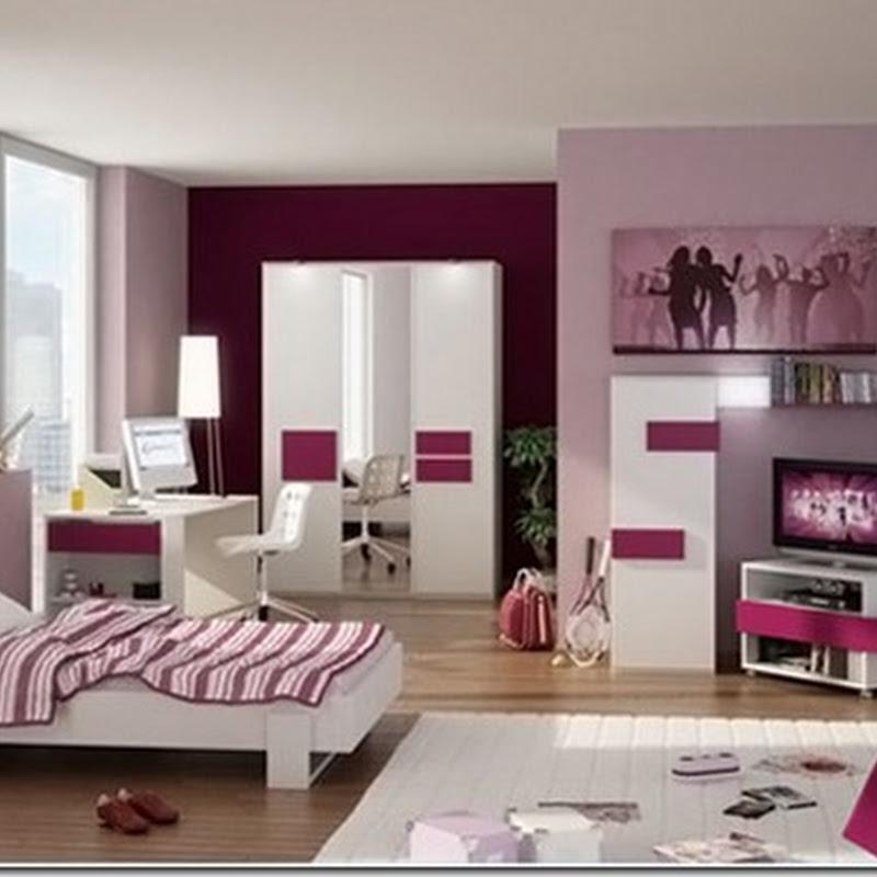 20 elegantes diseños de dormitorios para chicas - iDecorar