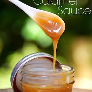 Homemade Sugar Free Caramel Sauce Recipe