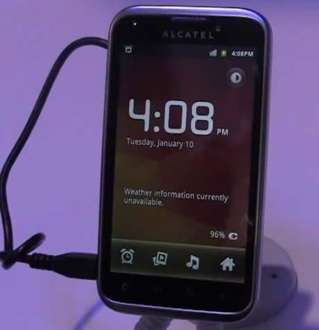 Alcatel Ultra 995