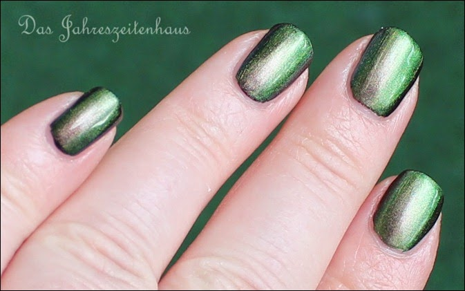 SNC Super Nail Center Effektlack Greensoul 5