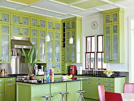 Lime-kitchen