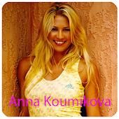 Anna Kournikova Wallpaper