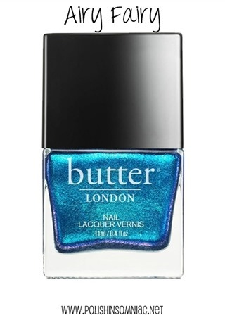 Polish Insomniac Coming Soon Butter London Lolly Brights
