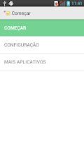 Screenshot of Beautiful Quotes (Portuguese)