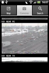 Canada Traffic Cameras - screenshot thumbnail