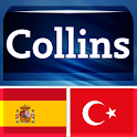 Spanish<>Turkish Dictionary TR logo