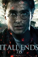 Daniel Radcliffe is Harry Potter - Harry Potter and the Deathly Hallows part 2