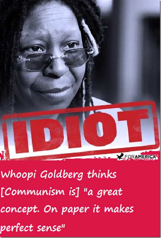 whoopi communism great