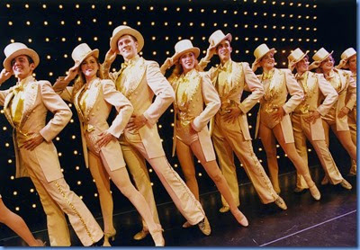 Chorus line surflight