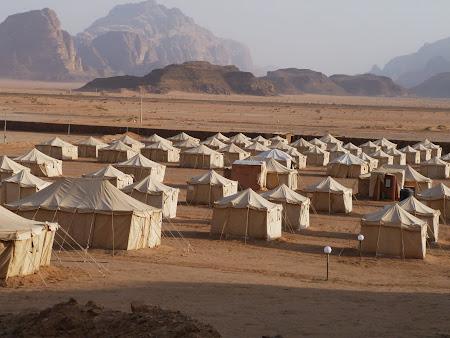 Cazare Iordania: Jabal Rum Camp