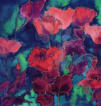 poppies virginia wilson