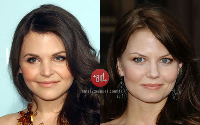 Celebrity Look-alikes: Ginnifer Goodwin Jennifer Morrison