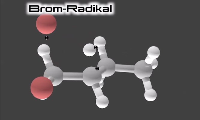 Organic Chemistry 3D - screenshot